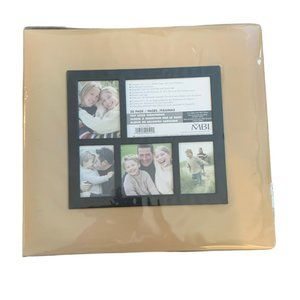 NIP Blank photo album tan book